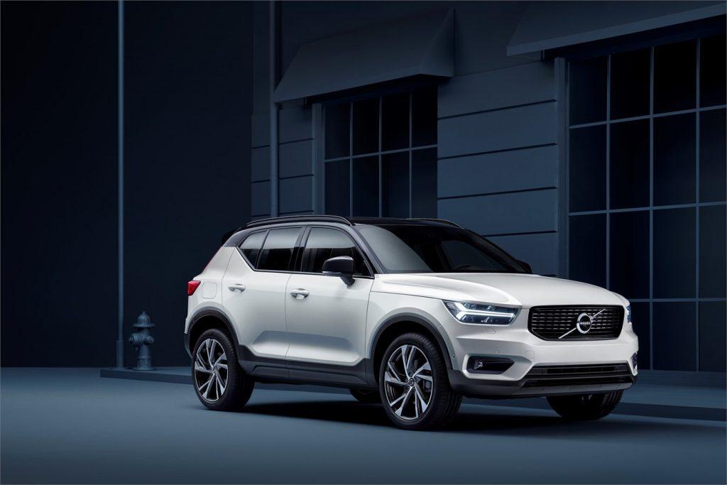 Volvo veut vous faire adopter un mannequin